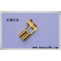 工厂直销 接线端子 免费拿样 铜端子 连接端子 五金冲压件