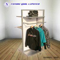 【厂家直销 外销品质】服饰展示架 可拆卸式服装货架