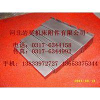 上海钢板防护罩厂家,奉贤钢制伸缩式导轨防护罩设计测量安装