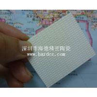 深圳海德激光加工氧化锆陶瓷板绝缘装置陶瓷