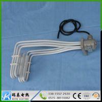 供应钛电加热管 铁氟龙加热管 防腐蚀发热管