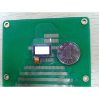 0.5英寸OLED,可穿戴设备智能手环和无线话筒专用,***小OLED。