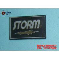供应杭州商标厂家 订做PVC商标 定制硅胶商标