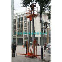 广州进口双柱式高空作业升降机GTWY10-200