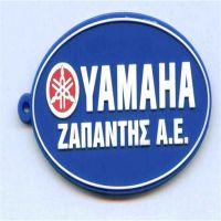 定制软胶橡胶 pvc硅胶铭牌标牌制作logo商标/水晶滴塑