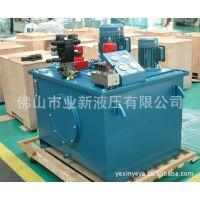 振动试验机液压系统 冲击试验机液压泵站 力与变形检测仪液压站