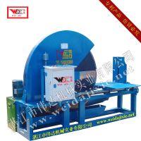 连续性卧式液压切胶机WQJ-1000,圆盘切胶装置,再生橡胶加工设备