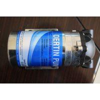 供应75G/200G/300G/400G增压泵隔膜泵净水器水泵自吸泵