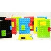 LEGO日记本 book 扣扣便签本 乐高笔记本手帐本 多彩缤纷记事本