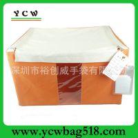 深圳龙岗手袋厂家 生产 家居用 收纳盒  工具 收纳箱