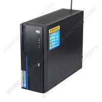 超频三 浩腾W3 WIFI版 WIFI无线机箱 USB3.0背线游戏 立卧两用