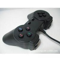 供应低价游戏手柄 USB游戏手柄701 单打游戏手柄 电脑游戏手柄
