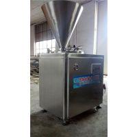 米肠液压灌肠机、诸城凯特机械(图)、真空灌肠机