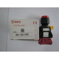 HW1LM211Q0R和泉IDEC钥匙选择开关HW1L-M211Q0G