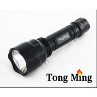 供应统明 M1 充电变焦远射女子防身户外家用LED强光手电筒