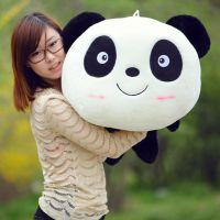 厂家批发供应 可爱 趴趴熊猫 毛绒熊猫公仔 趴款熊猫抱枕毛绒玩具