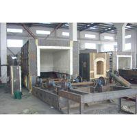 供应全纤维天然气型台车炉