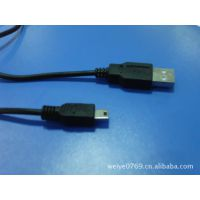 【大量供应】USB迷你5P(手机充电线,数据线)