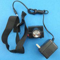 007-3W白光迷你头灯 锂电充电变光钓鱼头灯 LED强光袖珍