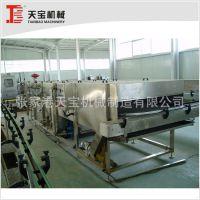 厂家专业生产 TB-02喷淋冷却杀菌机 连续式喷淋杀菌机