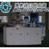 供应日本台湾韩国双面拋光机进口报关|代理|清关|流程|费用|手续博隽