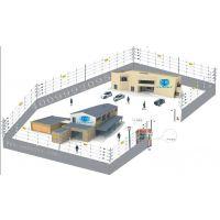 电子围栏配件批发,电子围栏安装,周界报警系统,张力电子围栏施工,围栏安装