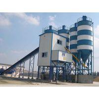 时产60立方的混凝土搅拌站 郑州厂家HZS60全套设备价格