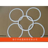 供应硅胶皮圈 圆形乳白色橡皮圈【粘合亚克力玻璃板专用,120mm】