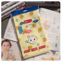 中号70*60CM黄色的小鸭图案尿垫,婴儿尿垫,宝宝防水隔尿垫9007