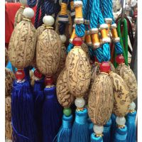 上物天照千眼菩提DIY专用手绳文玩盘玩装饰挂件菩提编织手绳加玉