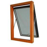 广州厂家供应高档铝合金门窗 上悬窗 斜屋顶天窗 外开窗