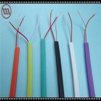 厂家直供;多彩面条耳机线/音响喇叭焊接线/编织耳机线/抽线加工