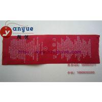供应丝网印刷加工 手工丝网印刷 丝印商标 品质保证