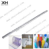bimetallic parallel twin screw and barrel