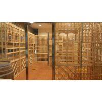 供应鹏翔酒架,不同的木材对葡萄酒有什么好处?