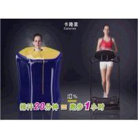 优质折叠家庭桑拿浴箱蒸汽浴箱 中药熏蒸家用排汗运动机中医理疗