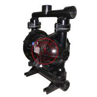 供应上海江莱QBK-50气动隔膜泵,第三代不锈钢气动隔膜泵