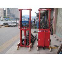 销售沙井2吨鸿福堆高叉车,鸿福升高车HFB2016