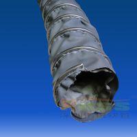 采矿通风设备伸缩风管 地下室专用尼龙耐磨通风排风软管