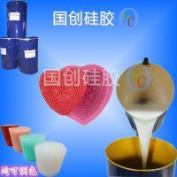 广东东莞手工蜡烛肥皂模具硅胶
