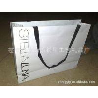外贸厂家定制2013年热销格质量可靠白色环保纸袋