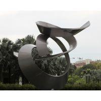 厂家供应大型不锈钢雕塑 园林不锈钢雕塑 户外主题金属雕塑
