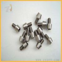 厂家直销五金行业标准连接紧固件、钛螺丝