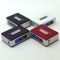 移动充电宝 数显移动电源5200毫安 外贸出口认证充电宝备用电池