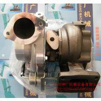 三菱D04FR发动机涡轮增压器