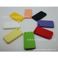 供应迷你手机壳 波点手机保护壳 iphone圆点硅胶保护套 量大价优