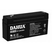 供应大华DHB632蓄电池6V3.2AH电池销售