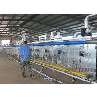 天然气隧道式烤炉 食品生产线 天然气食品烤炉