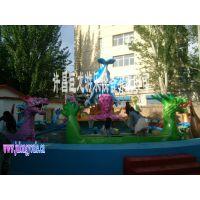 群龙闹海游乐设备娱乐设施造型升级(鲨鱼岛中心)许昌巨龙厂家价格