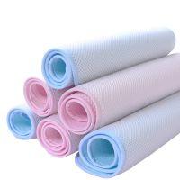 竹纤维3D隔尿垫 母婴用品 婴儿隔尿巾 三层防水隔尿面料 F-075